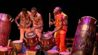 Thalwil Switzerland  city photo : Ayekoo Drummers Live in Thalwil, Switzerland 2015 #3