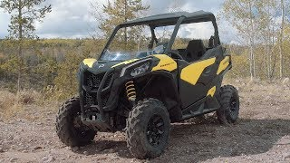 10. In Depth Look: 2018 Can-Am Maverick Trail