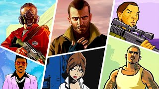 The Evolution of Grand Theft Auto by GameSpot