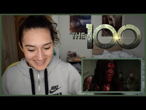 "The 100 REACTION To ""Red Queen"" 5x02"