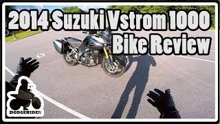 10. 2014 Suzuki Vstrom 1000 - Bike Review