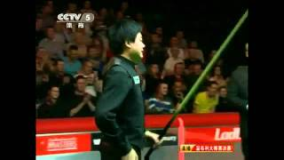 UK Master Snooker 2011世紀大戰-HK  Vs  China