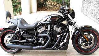 1. 2007 Harley-Davidson VROD Night Rod Special. Sounds awesome!