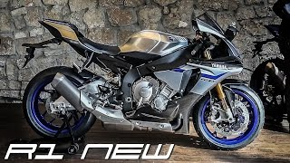 6. New Yamaha YZF R1 2015