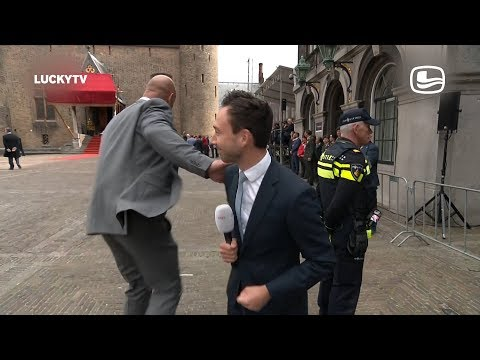 Prinsjesdag met Albert Bos | LUCKYTV