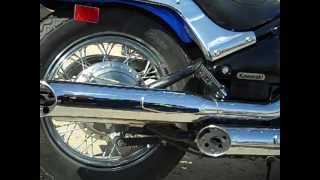 5. 2005 Kawasaki Vulcan 800 Exhaust Sound
