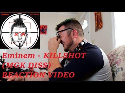 EMINEM - KILLSHOT (MGK DISS) REACTION