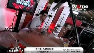 THE ADAMS  @RadioShow-tvOne Video
