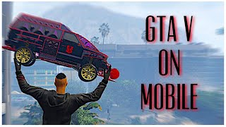 iPhone Remote Play for PS4 |How to play GTA V on mobile| (read description)