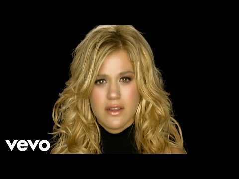 Kelly Clarkson - Because of you lyrics