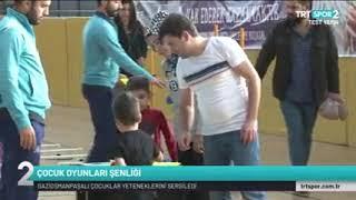 Çocuk Oyunları Şenliği - Trt Spor 2