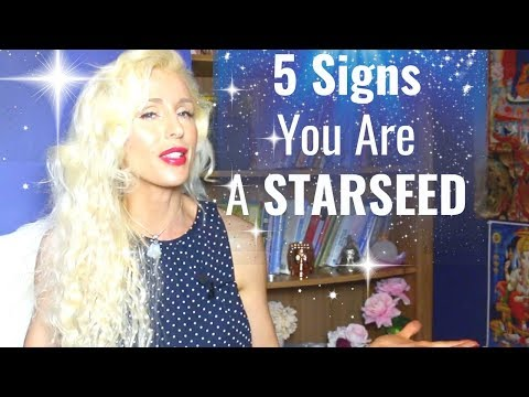 Love messages - 5 Signs You Are a STARSEED