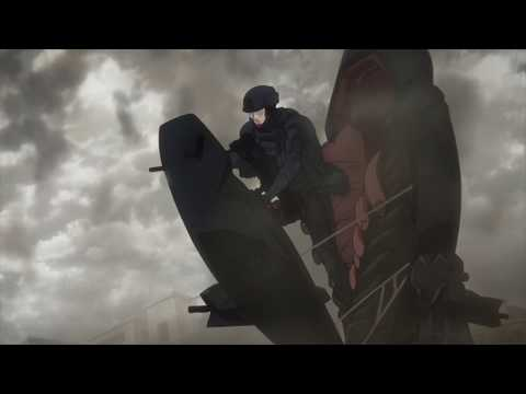 Falling with style [Genocidal Organ / Gyakusatsu Kikan / 虐殺器官 Eng Dub] (видео)