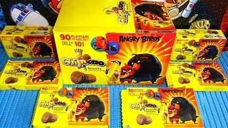 "Sony / Rovio Angry Birds Animated Film NEW Chipicao Biscuits with cocoa filling + 90 Play Discs Toy to Collect included 10 Special Collectibles and Very Rare Metal Chip available in Europe 2017 Unpacking / Opening Bird & Pig - Red, Chuck, Bomb, Matilda, Stella, Terence, Ross & more... Tazos  크루아상Sony / Rovio Angry Birds Movie Very Rare Metal Playcaps to Collect in Chipicao Croissant: https://youtu.be/ETTDNHMyz1A Angry Birds Video Games Series Gift Set Surprise Eggs & Toys Mix Unboxing - Sorpresa: https://youtu.be/qmPZafAF-9A   Rovio Angry Birds Giggle Heads Limited Edition Toys Collection: https://youtu.be/4Keb4DuJHeg Rovio Angry Birds Promo Pack Power Dip Lollipop + Candy & Sticker: https://youtu.be/otWLXyJVMk8 Turtles Ninja Chipicao Croissant Holo & Plastic Chip Collections: http://youtu.be/KTf03jCFXQ4 Star Wars Angry Birds Game Mystery Blind Bags Unboxing: http://youtu.be/n_M91nZ3MyQ Angry Birds Black & Pink Bird Toys Candy Dispenser Collections: http://youtu.be/xKfwcLPQEtI Film: Educational Video for Kids 2017 by P.S.W.C. Music: Song Music ""Sound Two"" Ware Created by Me and Are My Property (p)(c) 2013 by Polsih Star Wars Collector ( P.S.W.C. )  http://www.youtube.com/user/supersprinttom/about"