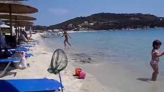 Ammouliani Greece  city pictures gallery : Alikes Beach, Ammouliani, Halkidiki, Greece Aliki plaža Amulani Halkidiki Grčka