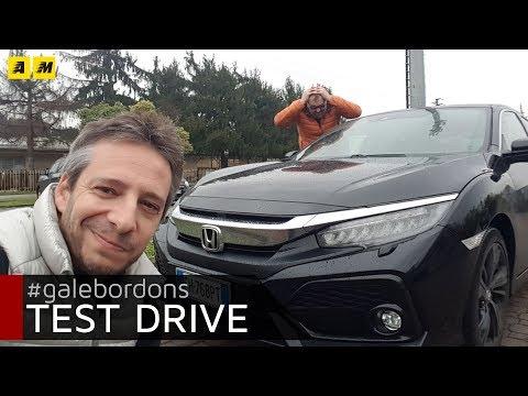 Honda Civic   Ritorno al futuro, e che potenza!