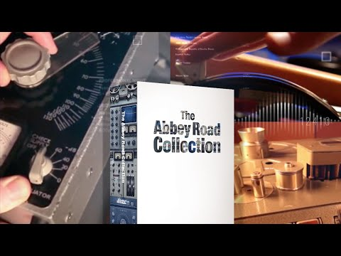 Get Legendary Studio Sound | The Abbey Road Plugin Collection