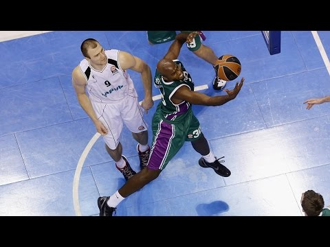 Highlights: Unicaja Malaga-Nizhny Novgorod