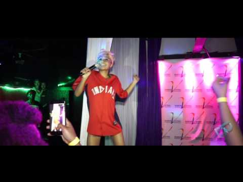 Klondike Blonde Performance #FREEMAGI Show at Caza Nightclub @offthegridmag_