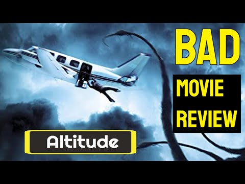 Crappy Aviation Movie Review - Altitude 2010
