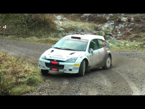 Grizedale Stages Rally 2016 [HD]