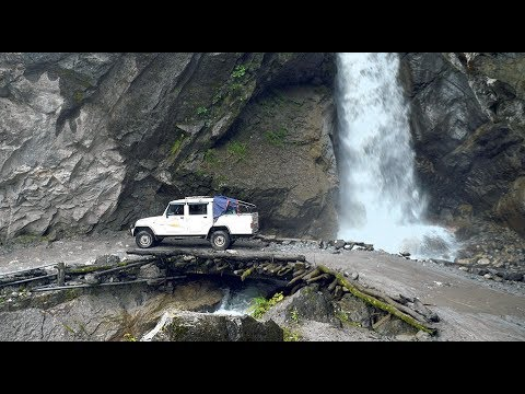 Dangerous and Scary Road | Way To Manang, Nepal |