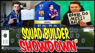 97 TOTS SUAREZ SQUAD BUILDER SHOWDOWN!! ⚽⛔️😝 - FIFA 17 ULTIMATE TEAM DEUTSCH gegen PROOWNEZ Mp3