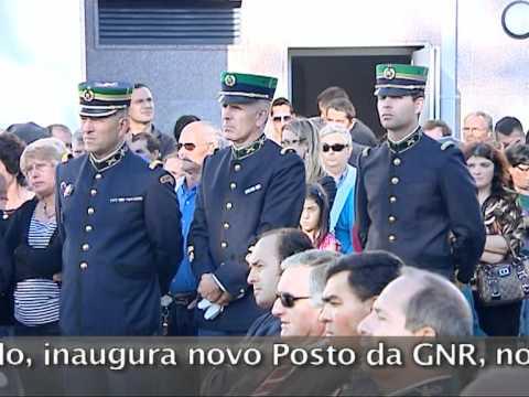 Inauguração do Novo Posto da GNR de Resende