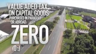 Video produced by the Paraguayan government to show the potential for Foreign Direct Investment - It is one of the first ...
