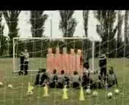 super funny tv commercial - italian football training