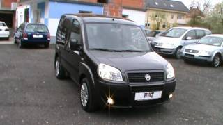 2008  Fiat Doblo 1.9 JTD MULTIJET DYNAMIC Review,Start Up, Engine, And In Depth Tour