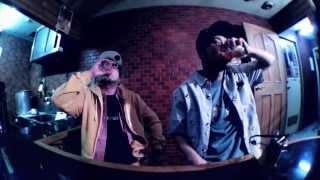 サイプレス上野とロベルト吉野「ぶっかます」 (Official Music Video)