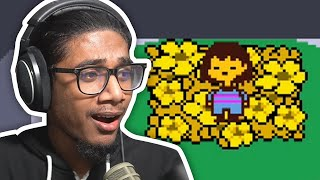 I played Undertale for the first time and i'm crying by Tyranitar Tube