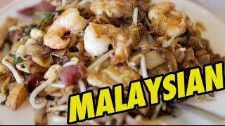 MALAYSIAN FOOD! - Fung Bros Food