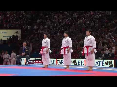 Karate - The 2012 World Senior Karate Championships take place in Paris from November 21-25 and are broadcasted live in this channel. Please read the WKF blog for detailed schedule and timings: http://wkfka...