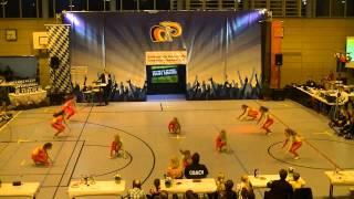 Funky Chicken - Nordbayerische Meisterschaft 2015