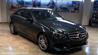 Mercedes-Benz E Class 2014 AMG  In Depth Review Interior Exterior