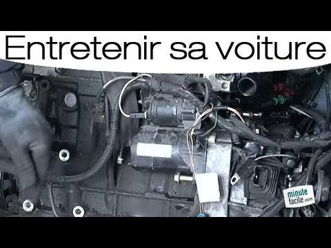 comment demonter alternateur opel astra g