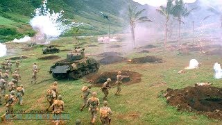 Video Windtalkers  2002  All Battle Scenes [Edited] (WWII June 15, 1944) MP3, 3GP, MP4, WEBM, AVI, FLV Agustus 2019