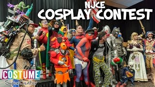Cosplay Contest at New Jersey Comic Expo