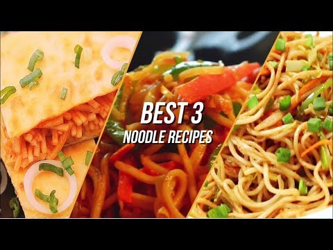 3 way chowmein recipes