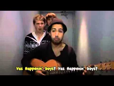 Tekst piosenki One Direction - Vas Happenin' boys  & Billy Bob Bob Billy po polsku