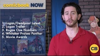 ComicBook NOW! - 12/30/16 by Comicbook.com