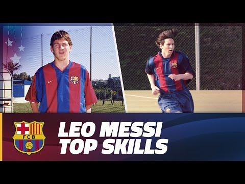 Messi w La Masii