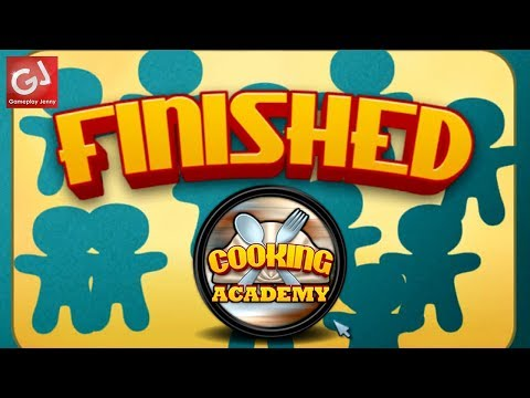 FLYING CHOCOLATE BALLS - Let's Play Cooking Academy Fire And Knives (Badly) #8: Dessert