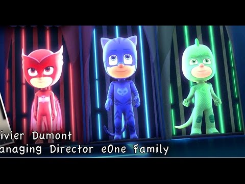 PJ Masks Full Episodes Disney Junior Compilation Part #1 W/ - New Superheros Cartoon For Kids 2016