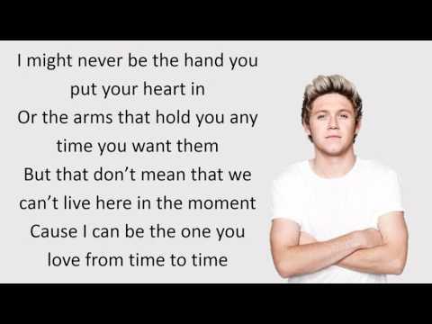 One Direction - Perfect (Lyrics) (видео)