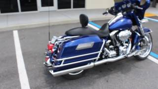 8. 2008 Harley-Davidson Street Glide FLHX Engine Start and Review