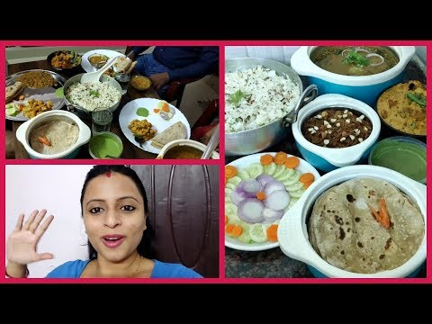 Special Indian Dinner Menu For Guest | Dal Makhani, Kashmiri Aloo Gobi Recipe | Glam With Me