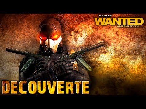 Wanted : Les Armes du Destin PC